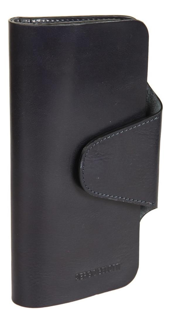 Портмоне Irido Navy 1873 (черное) портмоне zinger katrine wzg013 3 черное