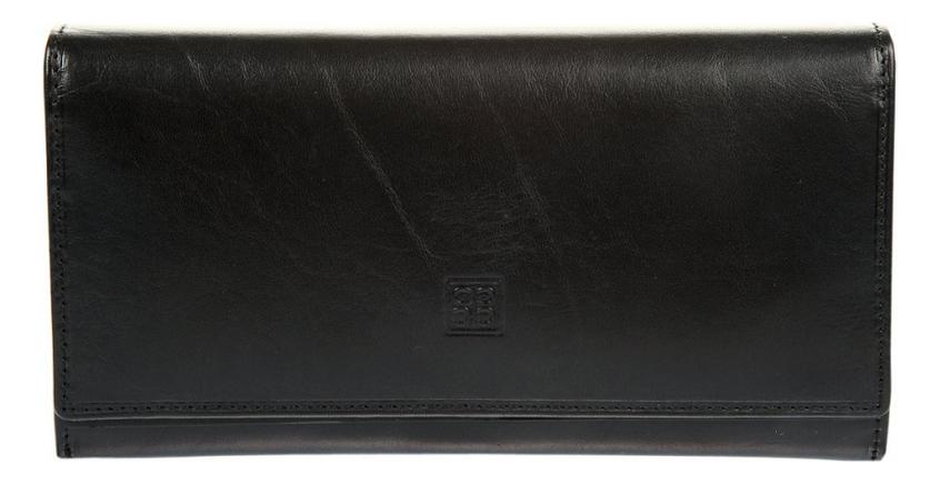Кошелек женский Milano Black 1073 (черный) кошелек женский west black 3160 черный