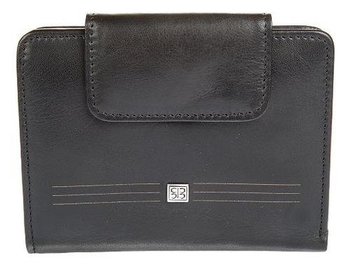 Кошелек женский West Black 1695 (черный) кошелек женский labbra цвет черный l053 1442