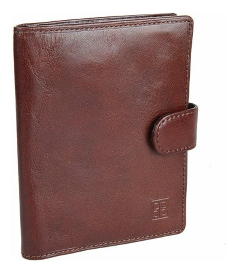 Обложка для автодокументов Milano Brown 2465 (коричневая)