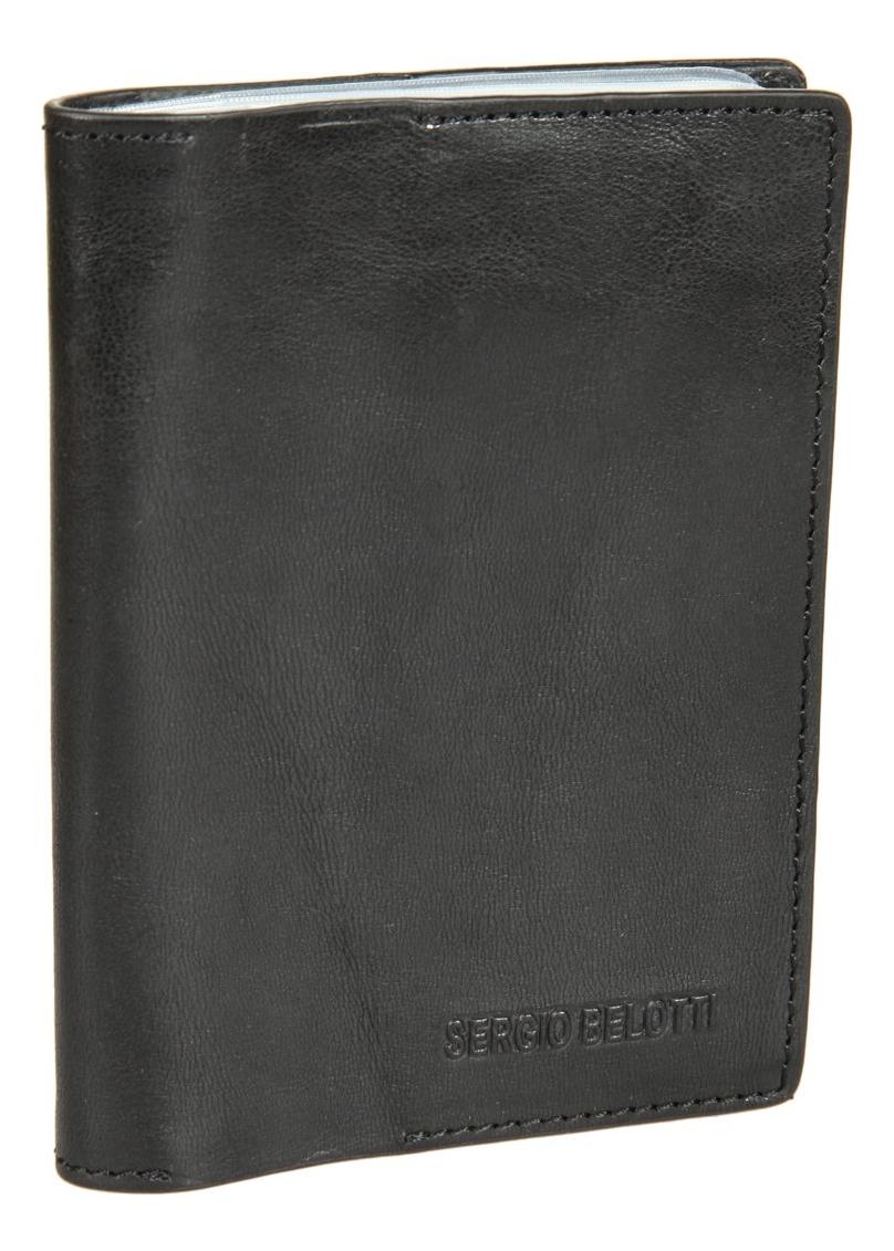 Обложка для автодокументов Irido Black 3591 (черная) ключница irido black 359l