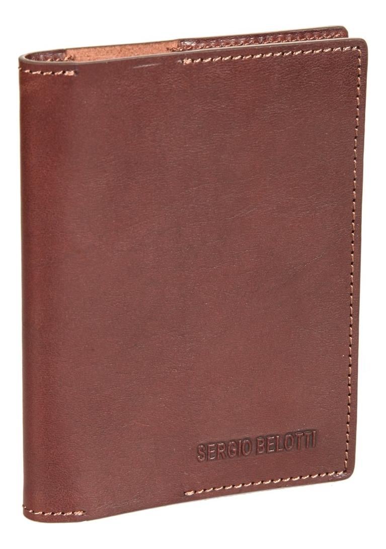 Обложка для автодокументов Irido Brown 3591 (коричневая)