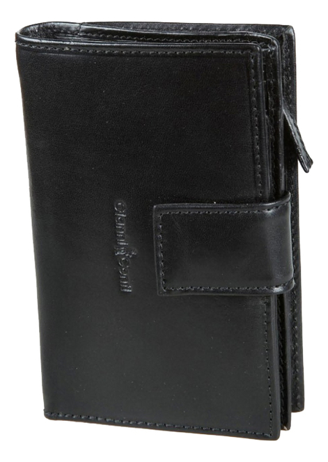 Портмоне Black 908046 (черное) портмоне zinger katrine wzg013 3 черное
