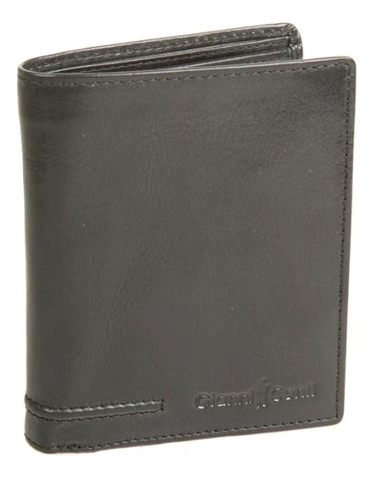 Портмоне Black 707451 (черное) кожаные сумки gianni conti 1482307 black