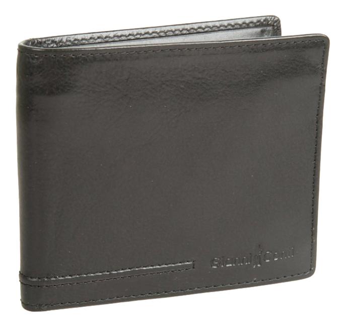 Портмоне Black 707460 (черное) кожаные сумки gianni conti 1482307 black