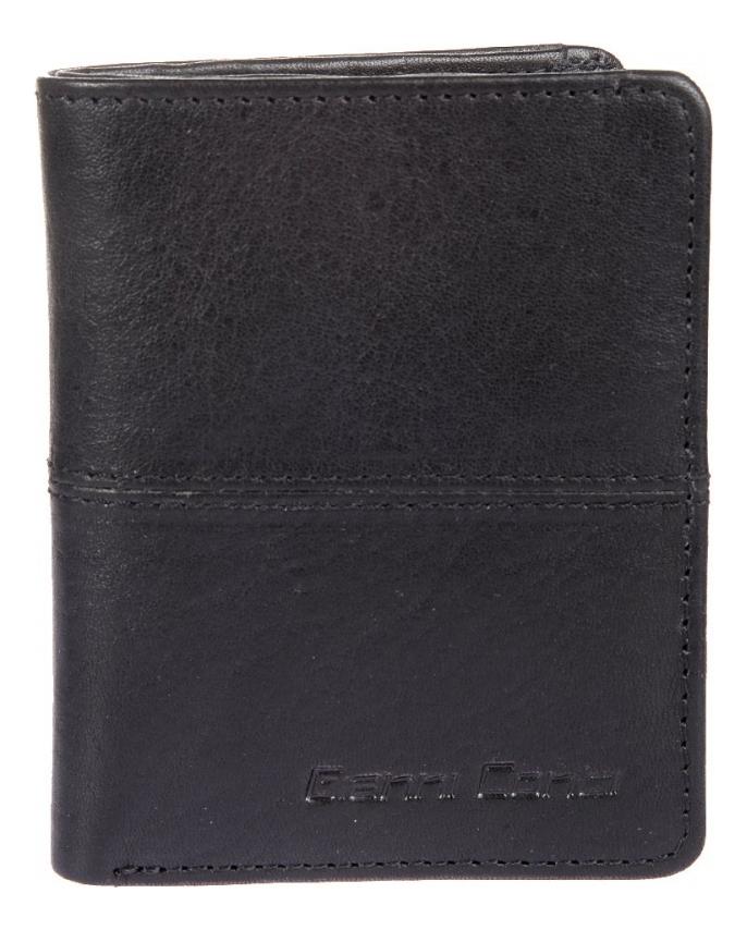 Портмоне Black 1137387E (черное) кожаные сумки gianni conti 1482307 black