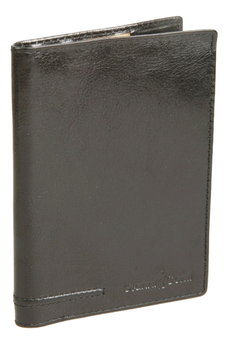 Обложка для паспорта Black 707454 (черная) coin purse gianni conti 707105 black