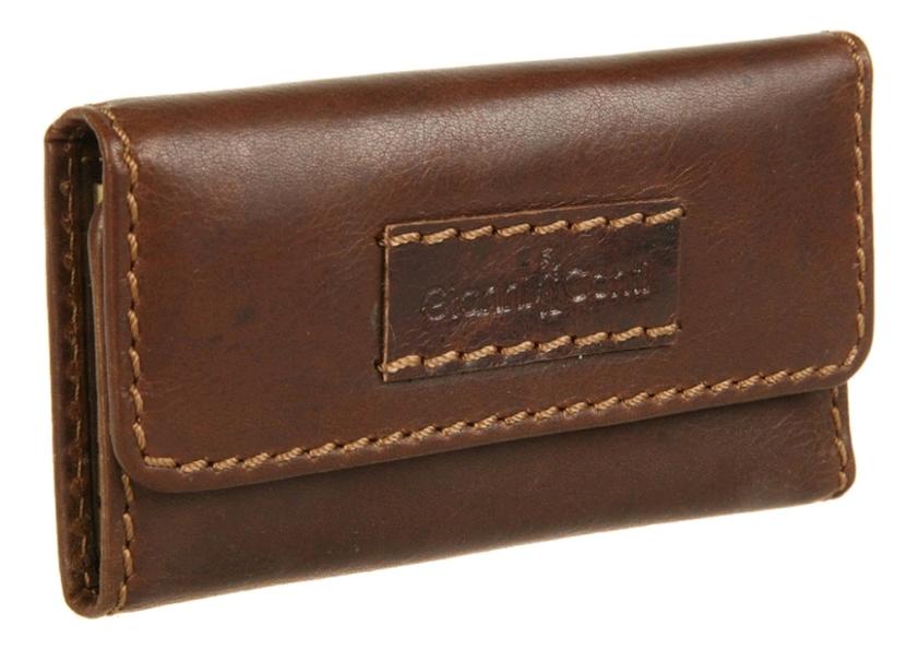 Ключница Dark Brown 1229069 (коричневая) ключница edmins 202kr brown коричневый