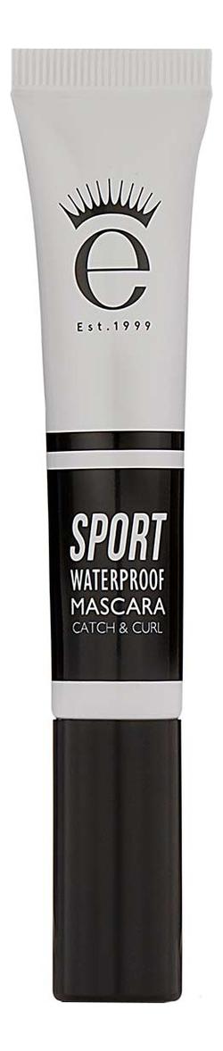 Тушь для ресниц водостойкая Sport Waterproof Mascara Catch & Curl 8мл ysl тушь vefc водостойкая
