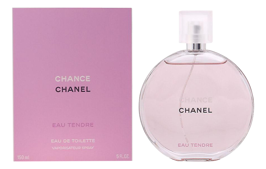 Chanel Chance Eau Tendre: туалетная вода 150мл chanel n 5 leau туалетная вода 50 мл