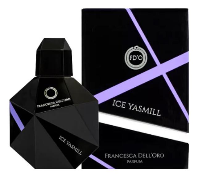 Francesca dell`Oro Ice Yasmill: парфюмерная вода 100мл сумка francesca peretti francesca peretti fr072bwinbb8