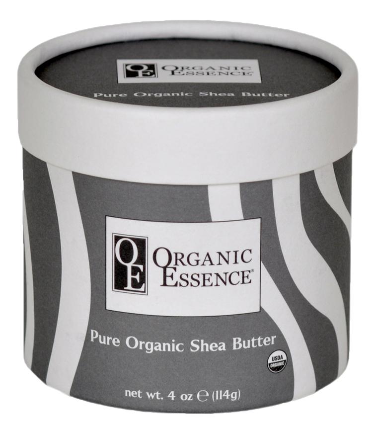 Чистое органическое масло 100% Pure Shea Butter 114г ufeelgood organic cocoa premium butter органическое какао масло 200 г