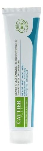 Зубная паста освежающая Dentifrice A L'argile Menthe 75мл (мята) инкубатор covina super 524 a