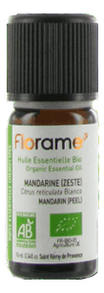 Эфирное масло Huile Essentielle Mandarine Zeste 10мл (мандарин цедра)