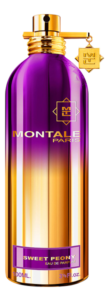 Фото - Montale Sweet Peony: парфюмерная вода 100мл montale sweet peony отливант парфюмированная вода 18 мл
