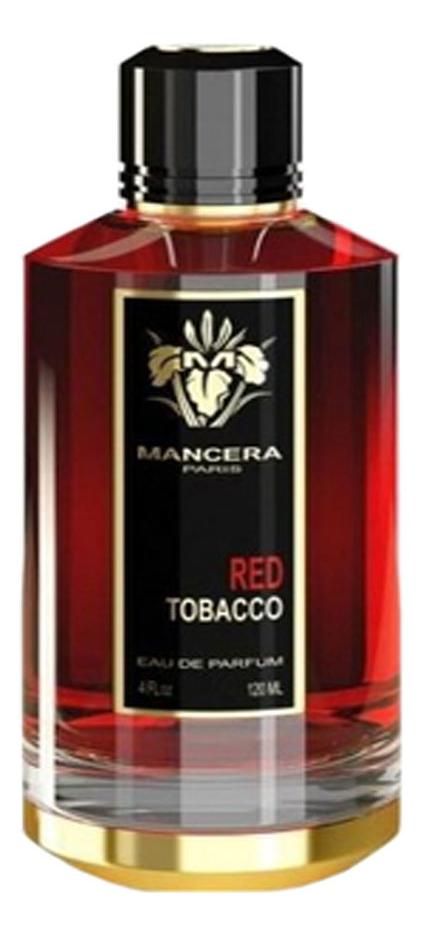Mancera Red Tobacco: парфюмерная вода 60мл burberry body парфюмерная вода 60мл