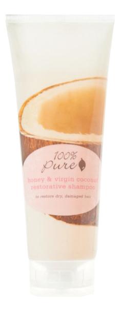 Шампунь тонизирующий Honey & Virgin Coconut Restorative (мед и молодой кокос): Шампунь 236мл