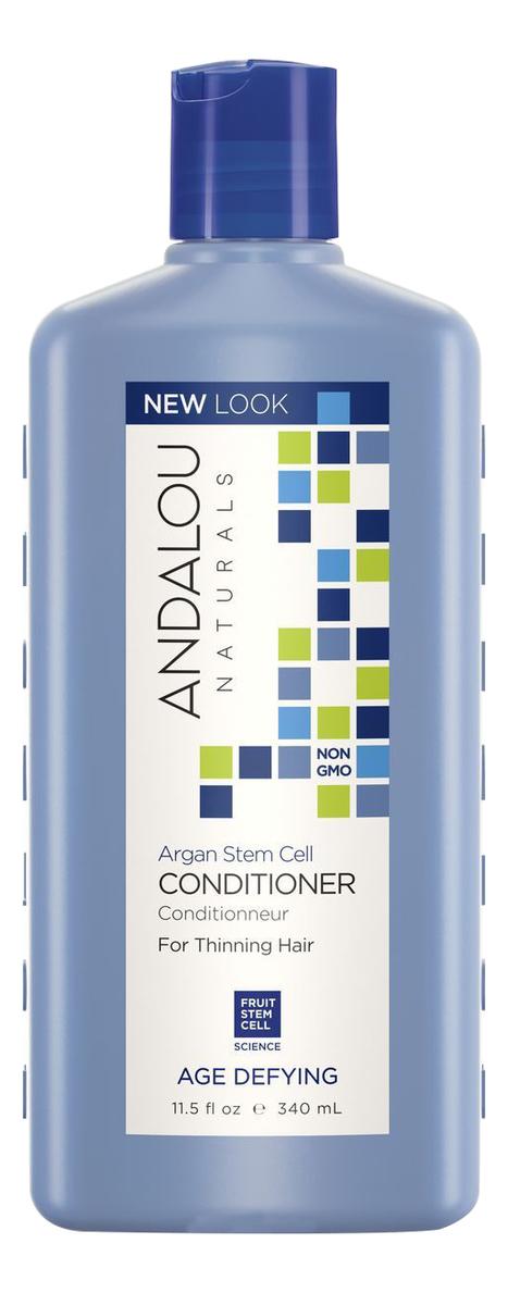 Укрепляющий кондиционер для ослабленных волос Age Defying Argan Stem Cell Conditioner 340мл: Кондиционер 340мл антигель дизельный eltrans 340мл концентрат