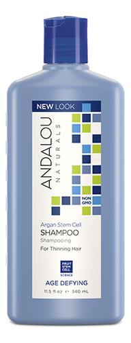 Укрепляющий шампунь для ослабленных волос Age Defying Argan Stem Cell Shampoo 340мл: Шампунь 340мл антигель дизельный eltrans 340мл концентрат