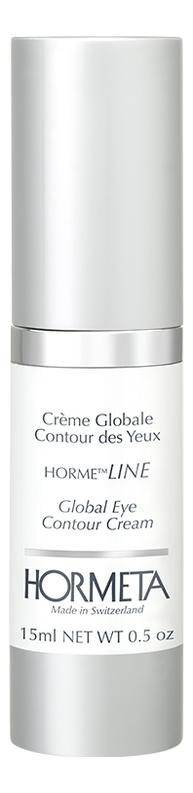 Комплексный уход для кожи вокруг глаз ОрмеЛАЙН Creme Globale Contour Des Yeux 15мл крем для кожи вокруг глаз premier cru la creme yeux 15мл