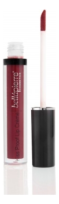 Минеральная кремовая помада Kiss Proof Lip Crеme 3,8г: Red