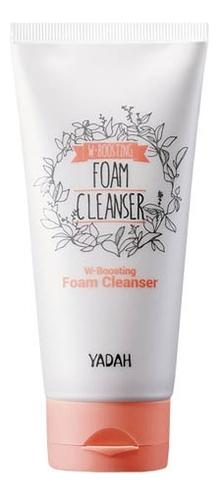 Пенка для умывания W-Boosting Foam Cleanser: Пенка 150мл органическая пенка для умывания нормальной кожи лица organic face foam 150мл