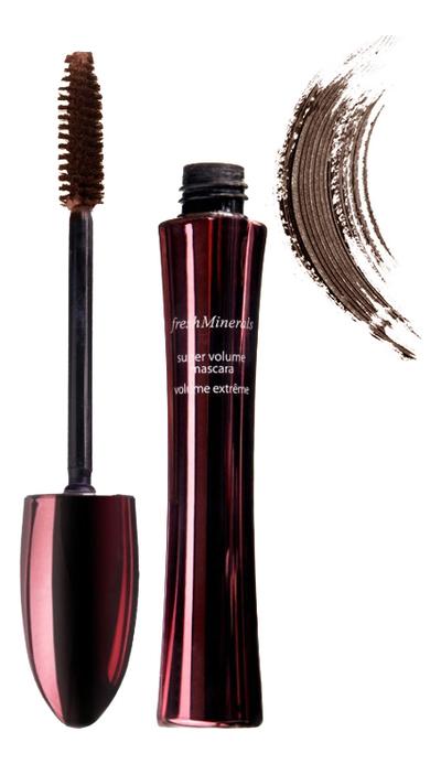 Тушь для ресниц объемная Super Volume Mascara 4мл: Brown farmstay тушь perfect super volume mascara для ресниц объемная и подкручивающая 12г