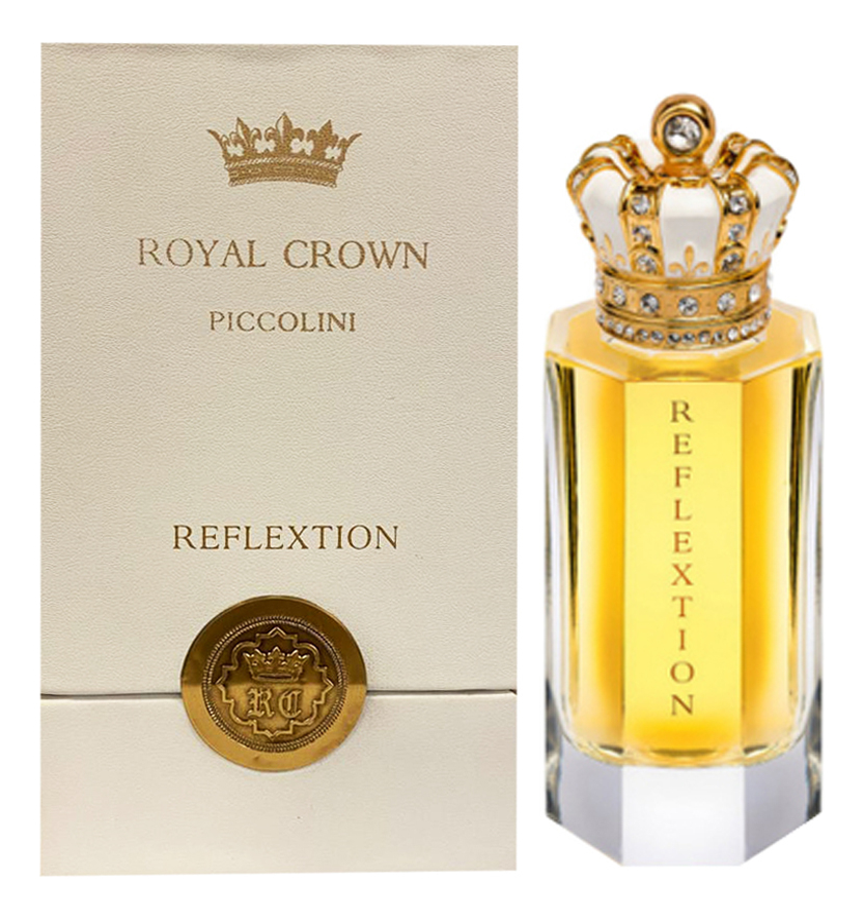 Royal Crown Reflextion : парфюмерная вода 100мл