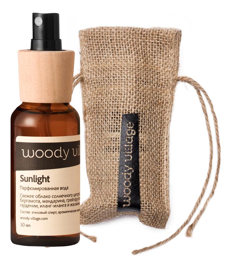 Woody Village Sunlight: парфюмерная вода 50мл woody village sunlight твердые духи 13г