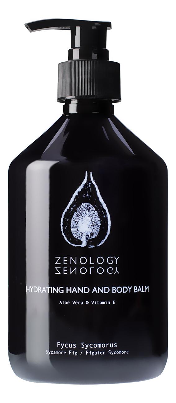 Увлажняющий бальзам для рук и тела Hydrating Hand And Body Balm Sycamore Fig: Бальзам 500мл