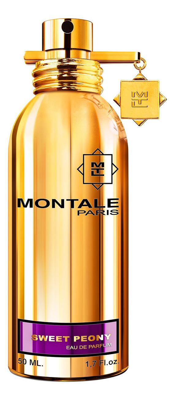 Фото - Montale Sweet Peony: парфюмерная вода 50мл montale sweet peony отливант парфюмированная вода 18 мл
