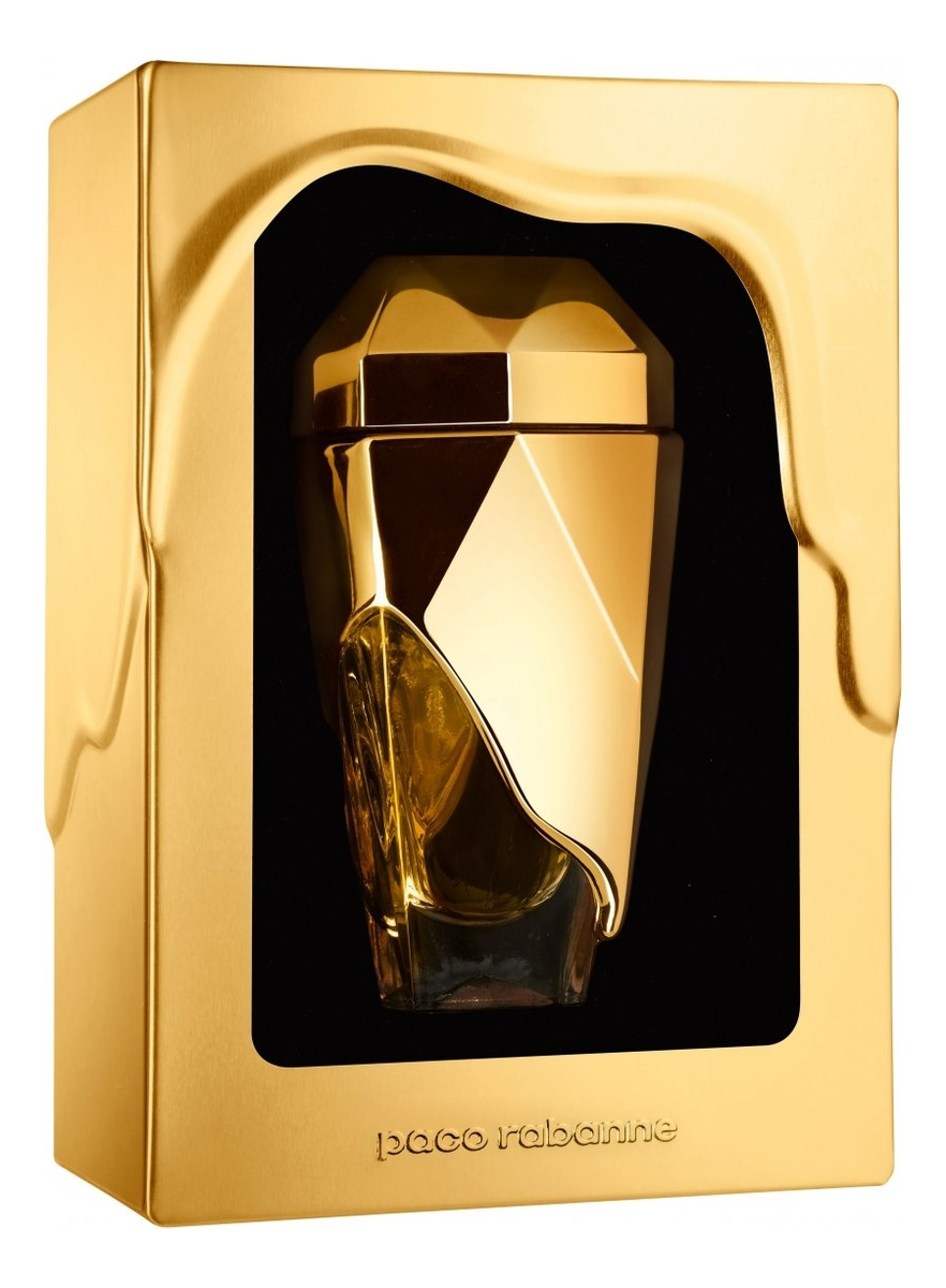 Paco Rabanne Lady Million Christmas Collector Edition 2017: парфюмерная вода 80мл