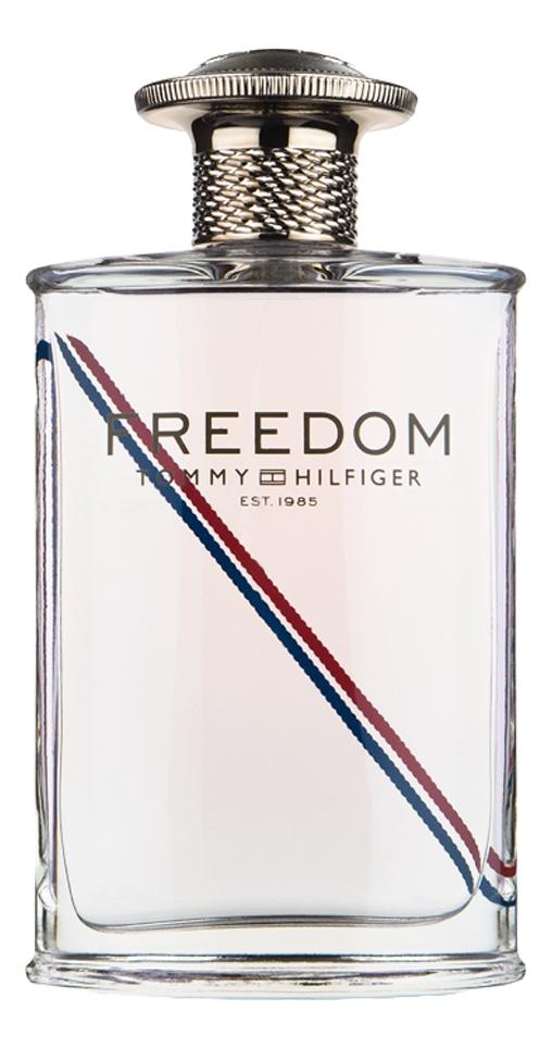 Tommy Hilfiger Freedom: туалетная вода 100мл тестер tommy hilfiger tommy girl 10 туалетная вода тестер 100 мл