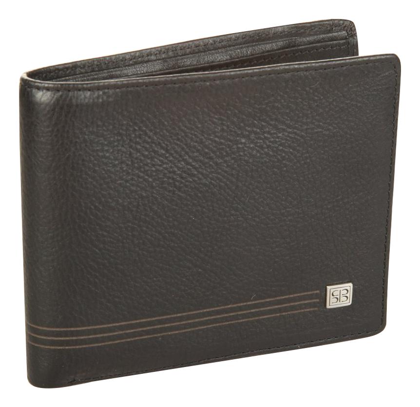 Портмоне West Black 1614 (черное) портмоне zinger katrine wzg013 3 черное