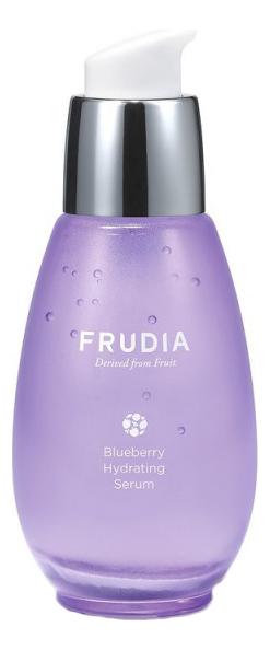 Увлажняющая сыворотка для лица с экстрактом черники Blueberry Hydrating Serum 50г blithe сыворотка pressed serum tundra chaga антивозрастная спресованная 50г
