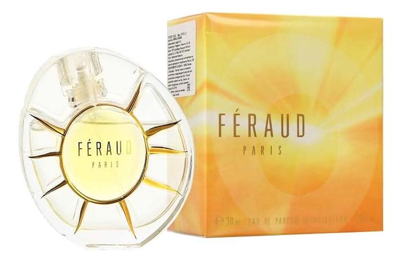 Feraud Women: парфюмерная вода 30мл louis feraud vintage шелковое платье 80 е