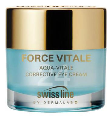 Корректирующий крем для кожи вокруг глаз Force Vitale Aqua-Vitale Corrective Eye Cream 15мл