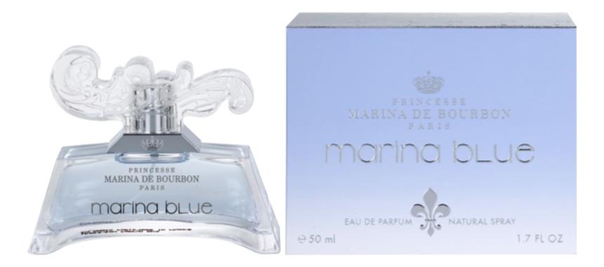 Marina de Bourbon Blue : парфюмерная вода 50мл блуза persona by marina rinaldi persona by marina rinaldi pe025ewdocu9
