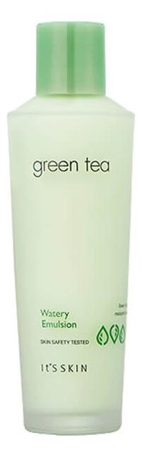 Эмульсия для лица с экстрактом зеленого чая Green Tea Watery Emulsion 150мл it s skin тонер green tea watery 150 мл