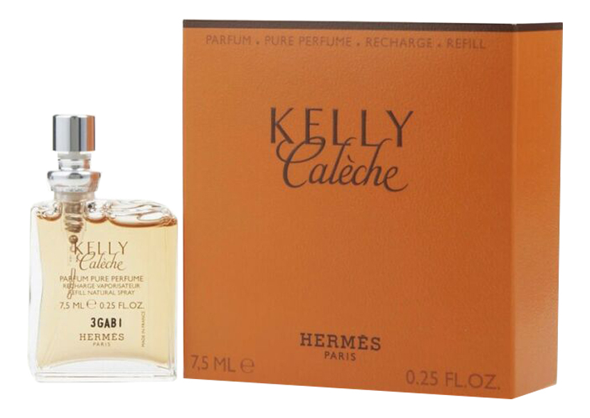 Hermes Kelly Caleche: духи 7,5мл запаска hermes caleche винтаж духи 10мл