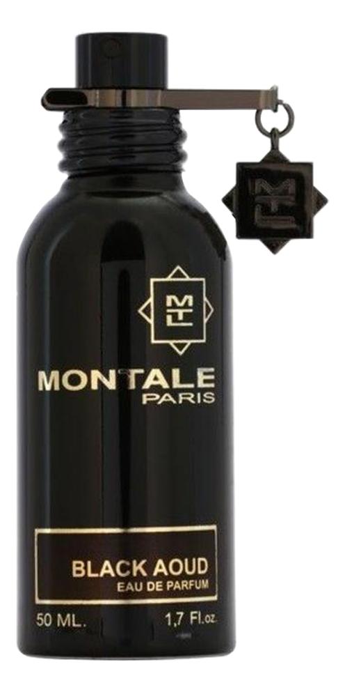 Montale Black Aoud: парфюмерная вода 50мл montale royal aoud туалетные духи 100 мл
