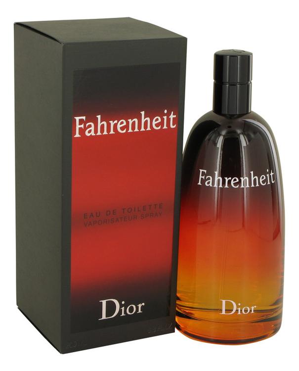 Christian Dior Fahrenheit: туалетная вода 200мл туалетная вода christian dior sauvage 100 мл мужская