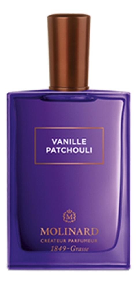 Molinard Vanille Patchouli Eau De Parfum: парфюмерная вода 75мл тестер molinard figue eau de parfum