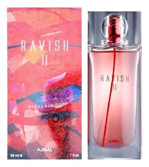 Ajmal Ravish II: парфюмерная вода 50мл ajmal blu femme парфюмерная вода 50мл