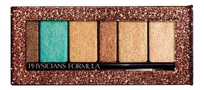 Палетка теней для век с шиммером Shimmer Strips Extreme Shimmer Eyeshadow & Liner 3,4г: Bronze Nude Eyes палетка теней для век с шиммером shimmer strips extreme shimmer eyeshadow