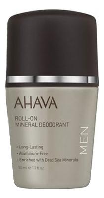 Минеральный дезодорант для мужчин Roll-On Mineral Deodorant 50мл clinique roll on anti perspirant deodorant