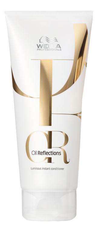 Бальзам для интенсивного блеска волос Oil Reflections Luminous Instant Conditioner 200мл: Бальзам 200мл бальзам для интенсивного блеска волос 200 мл wella professional reflections oil