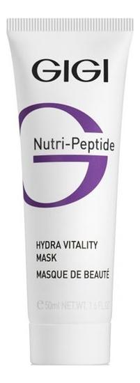 Пептидная увлажняющая маска для лица Nutri-Peptide Hydra Vitality Mask: Маска 50мл guerlain super aqua mask увлажняющая маска super aqua mask увлажняющая маска