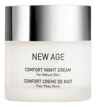 Крем для лица комфорт ночной New Age Comfort Night Cream 50мл: Крем 50мл