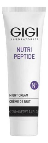Пептидный ночной крем для лица Nutri-Peptide Night Cream 50мл: Крем 50мл